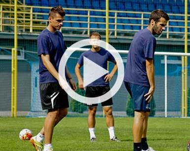 Snimka: NK Lučko : Zagreb 1:0 (Snimka)