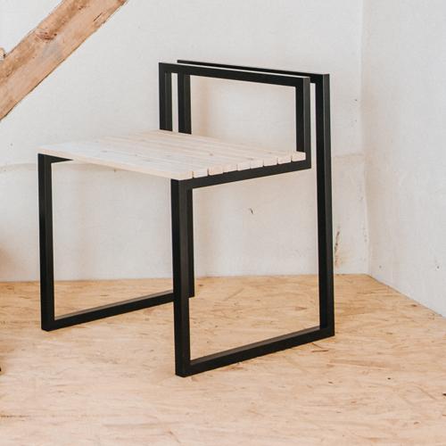Metalni stolac