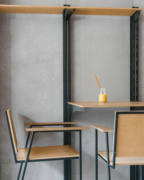 Metalni stolovi