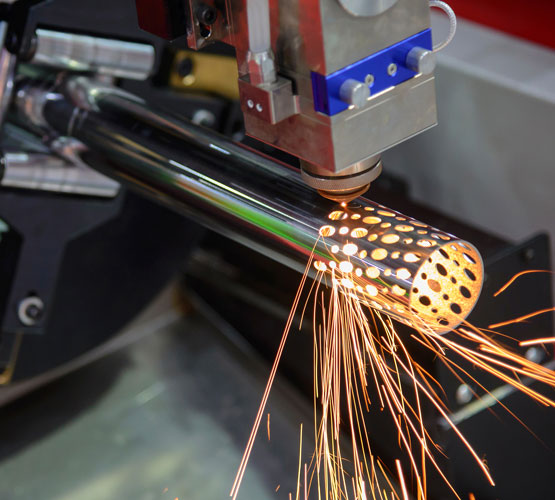 Lasersko rezanje metala