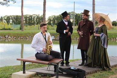 Kazalištarci na Ljetu u Jaski
