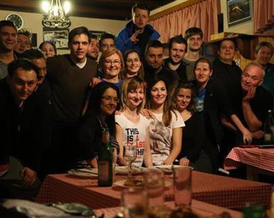 Godišnji izlet članova kazališta