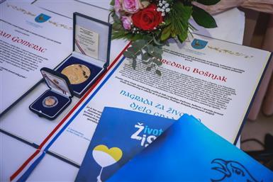 Martina Mahovlić nova je kazališna stipendistica