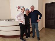 Dr. Ana Maletić in dr. Duško Maletić sta obiskala Gruzijo