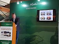 Dr. Ines Maletić in dr. Duško Maletić na IMCAS Asia kongresu