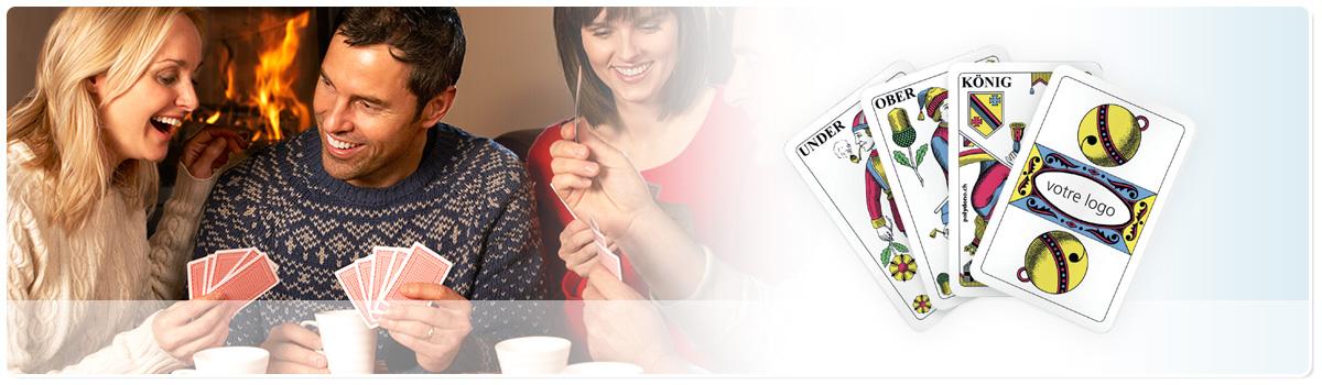 Jasskarten - Polydono Werbeartikel und Werbegeschenke Schweiz