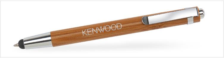 Oeko Kugelschreiber Bambus