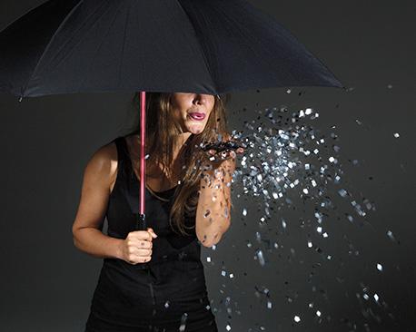 Schirm auswählen und bedrucken – Zielgruppe erreichen