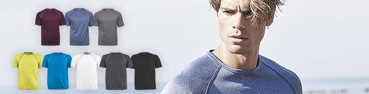 Tee-Jays Herren-Funktions T-Shirt