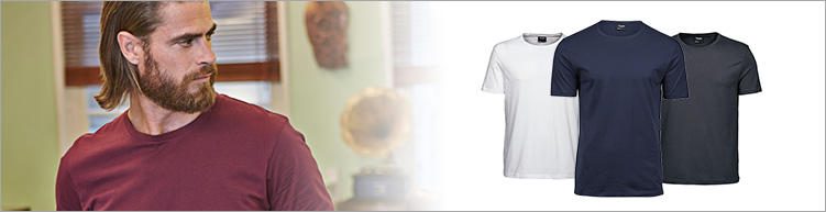For Business Luxury T-Shirt