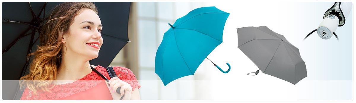 Schirme Angebot - Polydono Werbeartikel und Werbegeschenke Schweiz