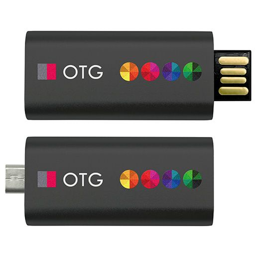 USB STICK SLIDE OTG