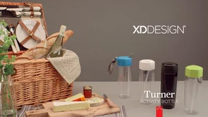 Turner Activity Bottle - Werbeartikel