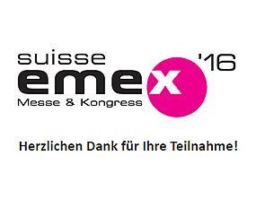 SuisseEMEX 2016 - Impressionen