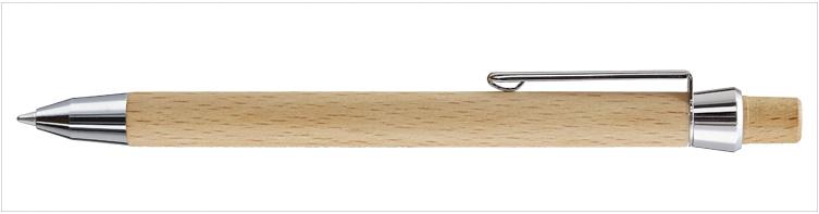 Holz-Kugelschreiber BEECH PEFC