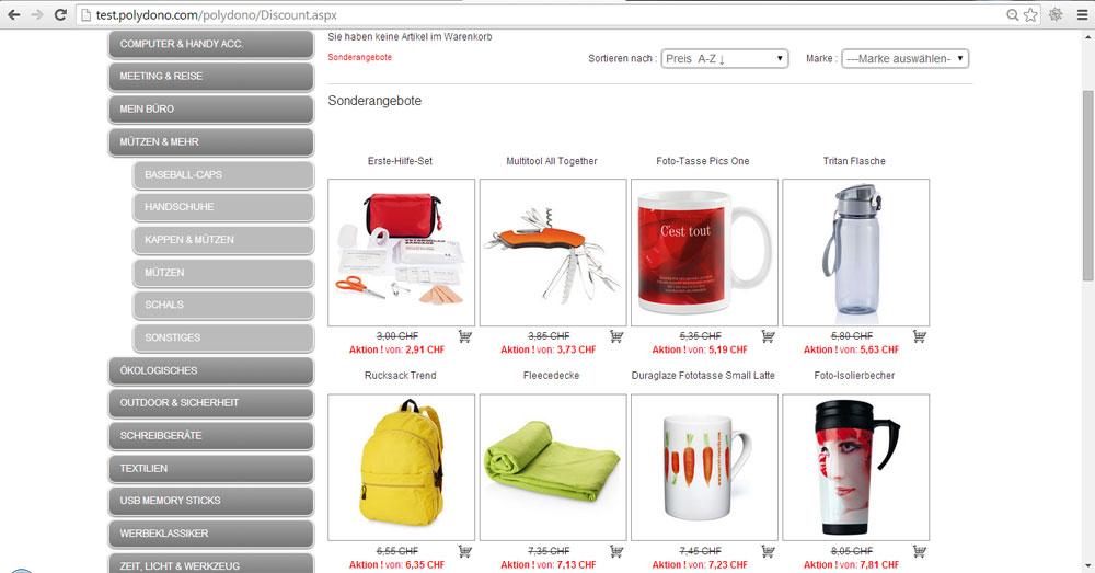 Primjer izrade funkcionalnog web shopa, modernog dizajna i jednostavne navigacije.