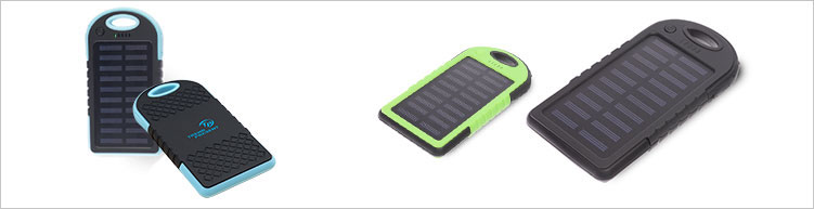 Solar-Powerbank