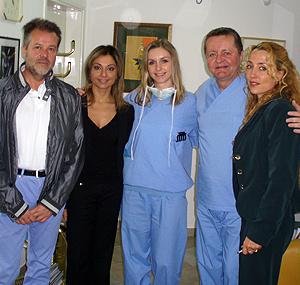Edukacija u Poliklinici Dr. Maletić: naši liječnici s kolegama iz Italije