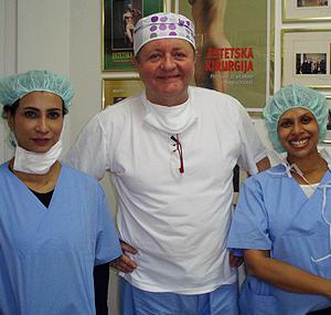 Edukacija u Poliklinici Dr. Maletić: naši liječnici s kolegama iz Malezije