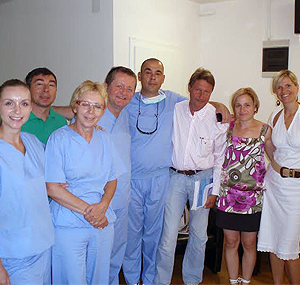 Edukacija u Poliklinici Dr. Maletić: naši liječnici s kolegama iz Švedske