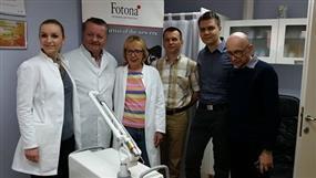 Novi model lasera u Poliklinici Maletić