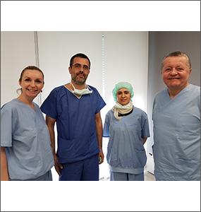 Edukacija u Poliklinici Dr. Maletić: liječnici su iz Kuvajta i Portugala