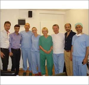 Edukacija u Poliklinici Dr. Maletić: naši liječnici s kolegama