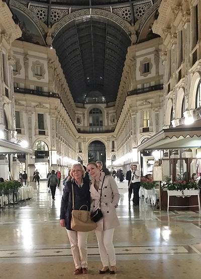 Tim za transplantaciju kose Poliklinike Maletić u Milanu