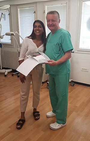 Posjet liječnika iz Norveške u Polikliniku Dr. Maletić