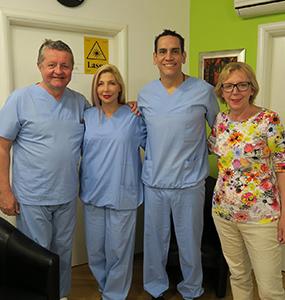 Edukacija u Poliklinici Dr. Maletić: dr. Paula Lozanova iz Bugarske i dr. Jorge E Gaviria P iz Venezuele