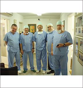 PEdukacija u Poliklinici Dr. Maletić: kirurzi iz Norveške, Slovačke i Azerbajdžana