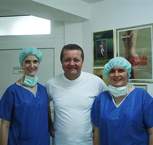Edukacija u Poliklinici Dr. Maletić: gosti iz Slovenije, 10. mjesec, 2009. godine