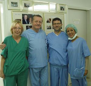 Edukacija u Poliklinici Dr. Maletić: gosti iz Turske