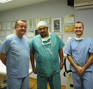 Edukacija u Poliklinici Dr. Maletić: gosti iz Egipta, 12. mjesec, 2015. godine