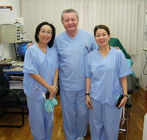 Edukacija u Poliklinici Dr. Maletić: gosti iz Indonezije, 2. mjesec, 2017.godine