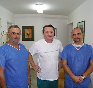 Edukacija u Poliklinici Dr. Maletić: gosti iz Cipara, 2008. godine