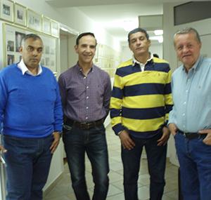 Edukacija u Poliklinici Dr. Maletić: gosti iz Izraela i Turske, 9. mjesec, 2015. godina