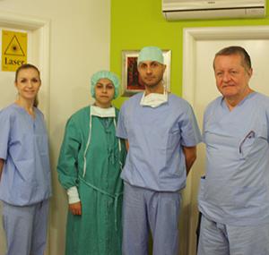 Edukacija u Poliklinici Dr. Maletić: gosti iz Jordana, 10. mjesec, 2015. godine