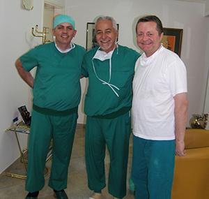 Edukacija u Poliklinici Dr. Maletić: prof. Guen-Erdog, Instanbul, Turska