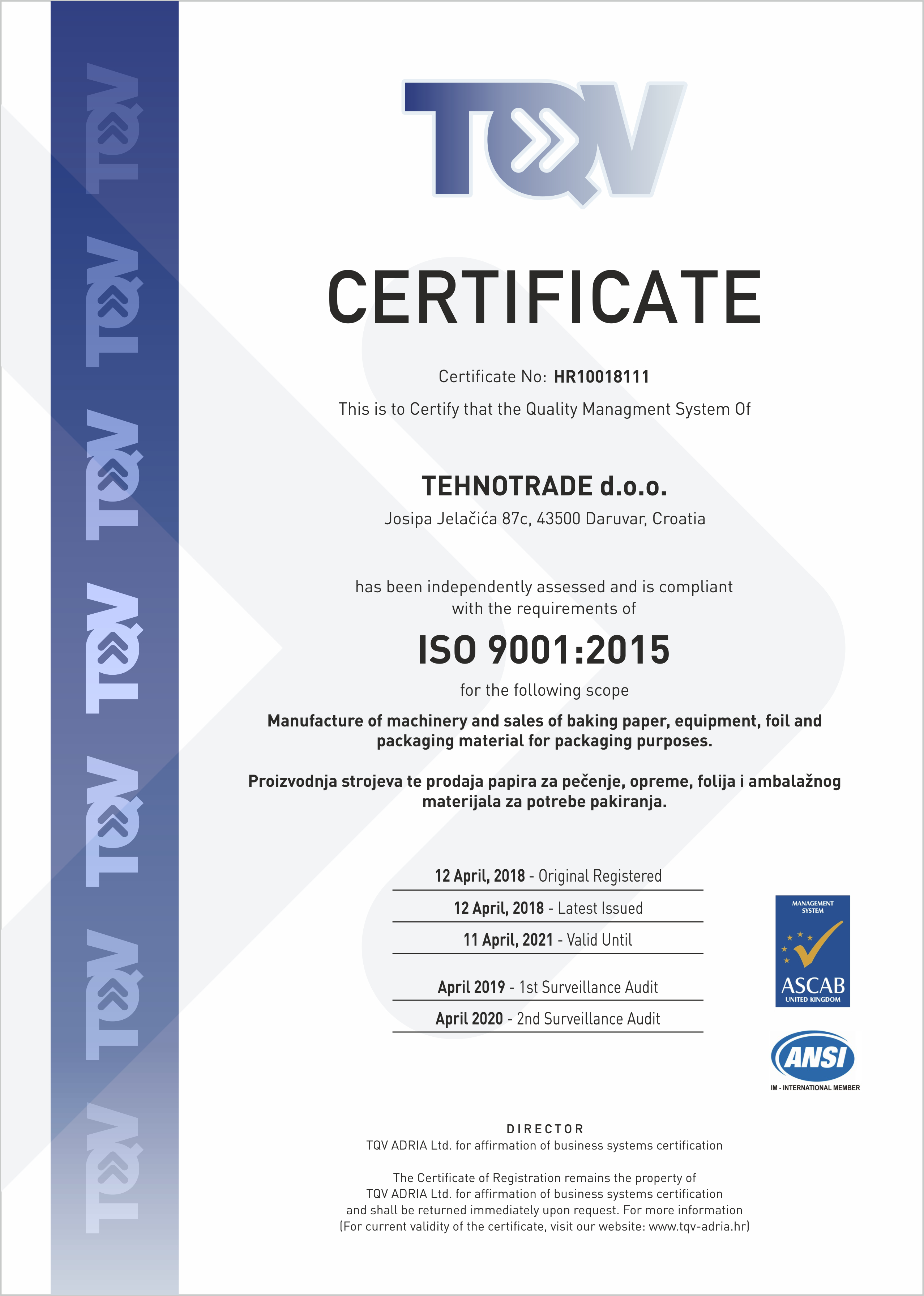 tehnotrade-certifikat