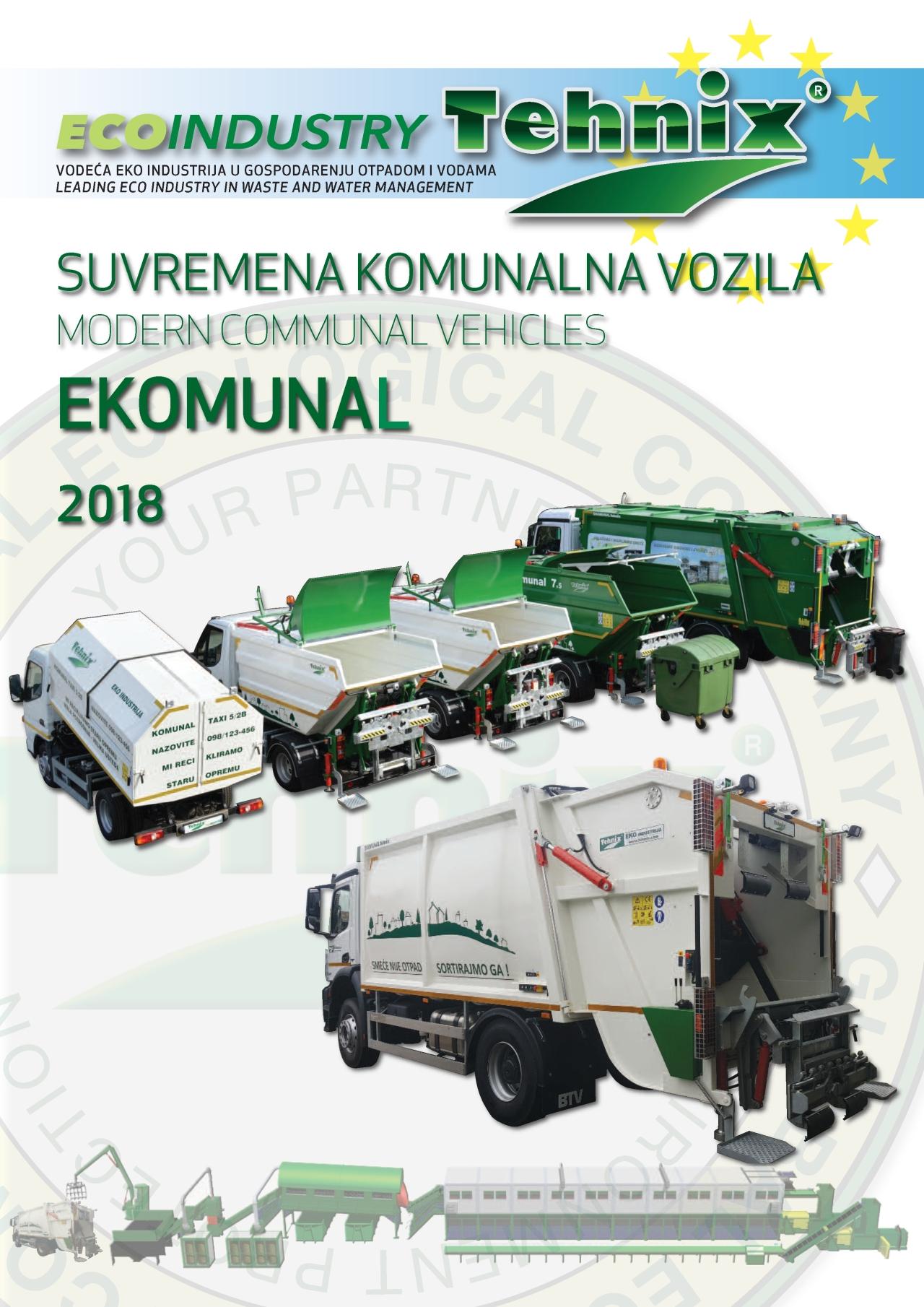 Ekomunal 2018