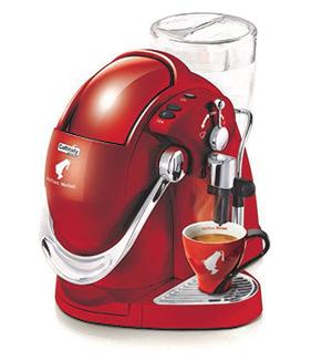 Aparat za kavu Julius Meinl, moderan dizajn i jednostavno upravljanje