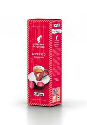 Julius Meinl kapsule Espresso