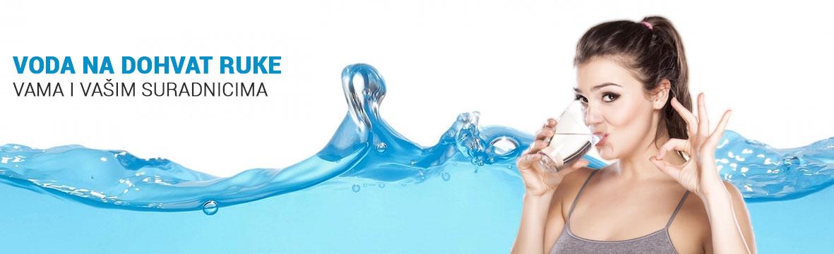 WDF dostava izvorske vode i najam aparata za vodu